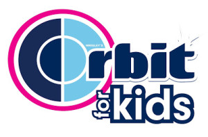 Orbit for Kids Sugarfree Gum Review and Giveaway