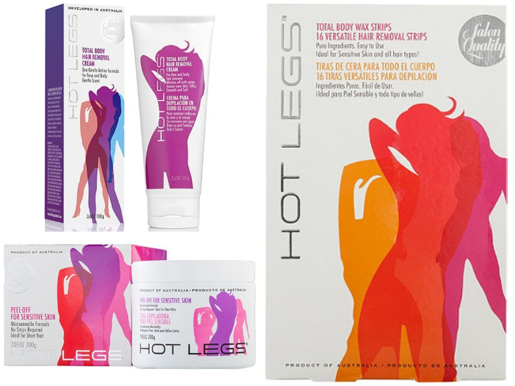 The Chatty Momma Hot Legs Products
