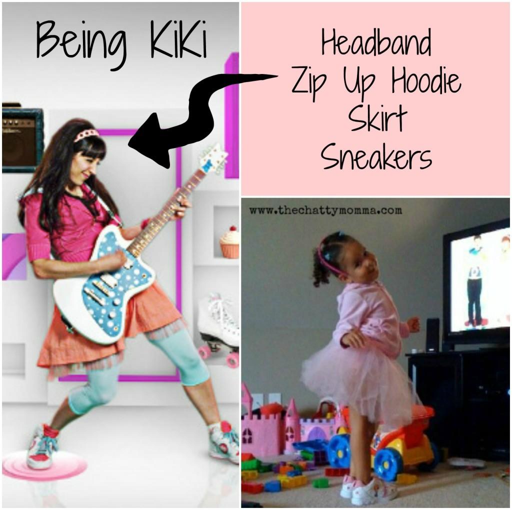 The Chatty Momma Great Pretenders Fresh Beat Band- Creating Kiki