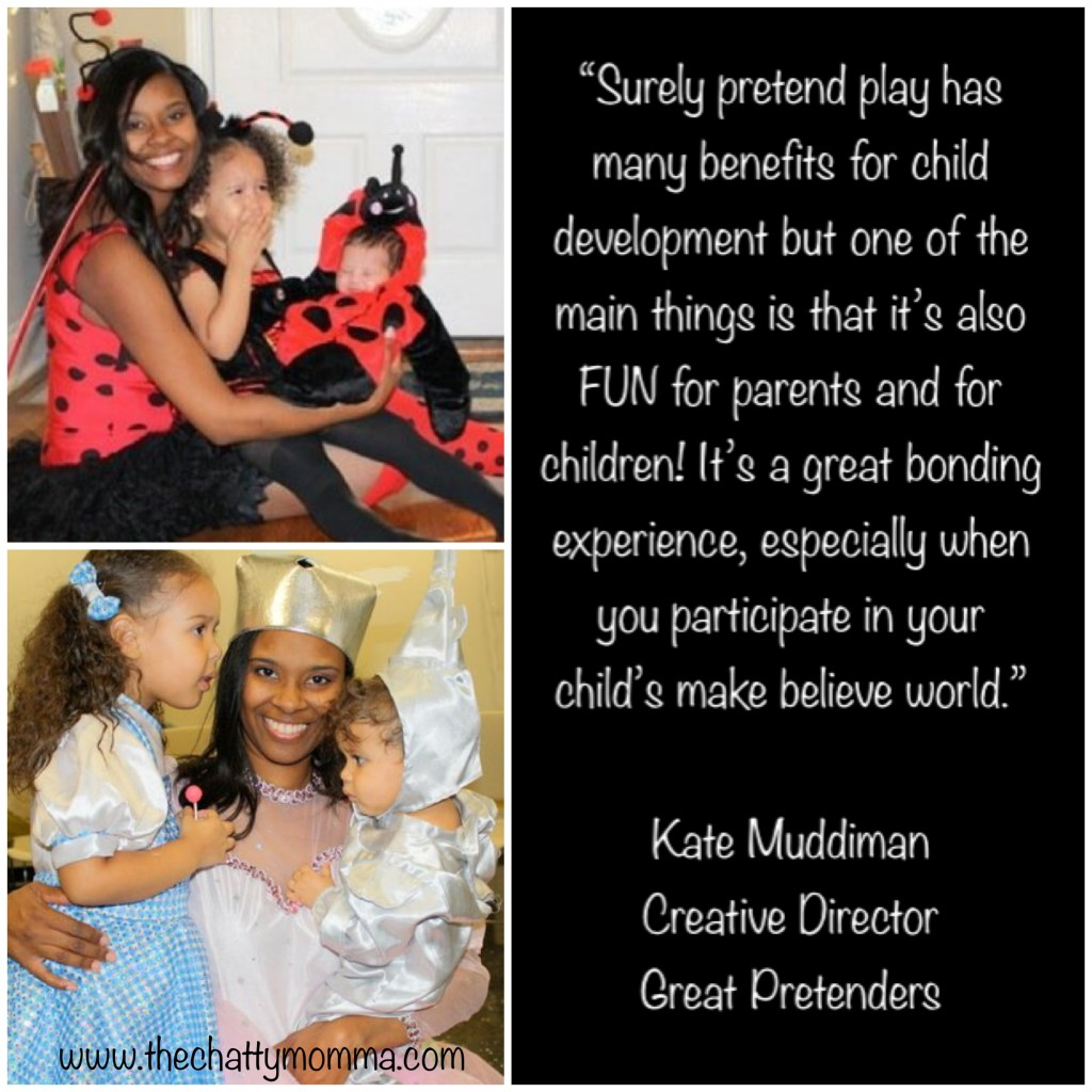 The Chatty Momma Great Pretenders Kate Muddiman Quote