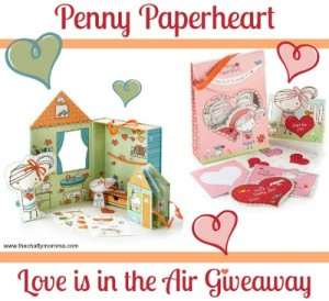 Love is in the Air – Penny Paperheart GIVEAWAY (closed)