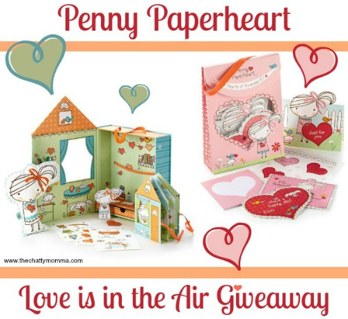 The Chatty Momma Hallmark Penny Paperheart Giveaway