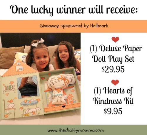 The Chatty Momma Hallmark Penny Paperheart Giveaway1