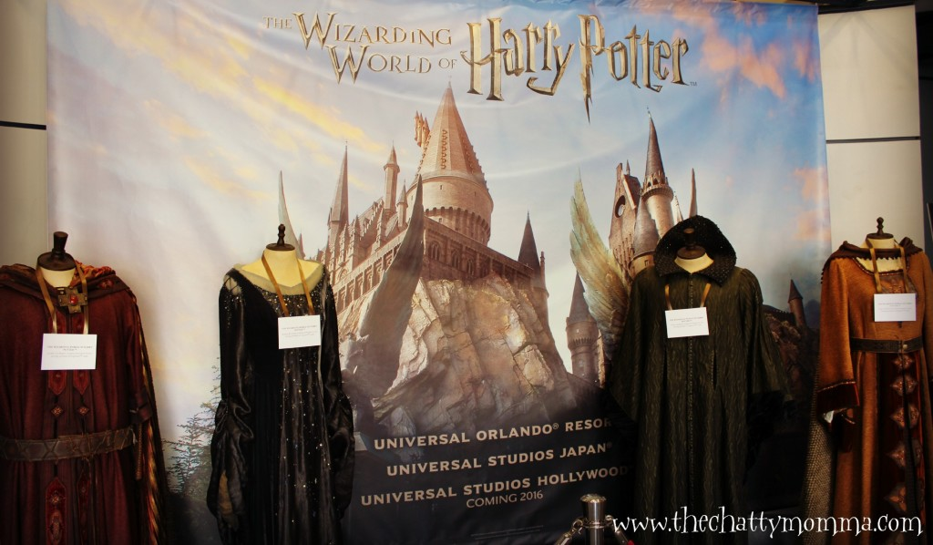 The Chatty Momma Harry Potter Celebration Costumes Universal Orlando #HPCelebration