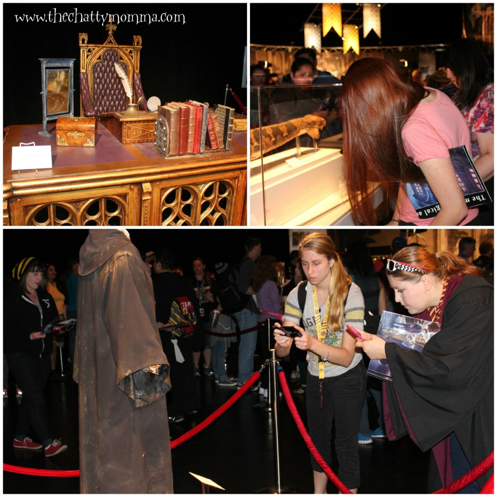 The Chatty Momma Harry Potter Celebration Expo Universal Orlando 1 #HPCelebration