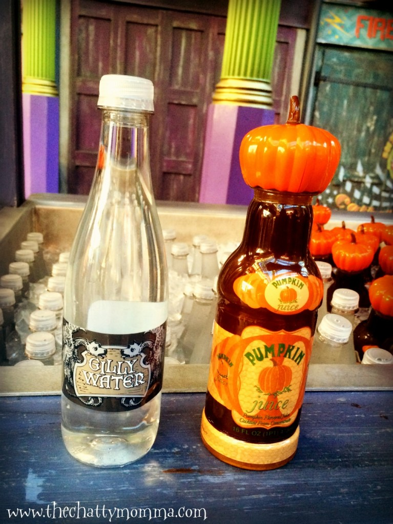 The Chatty Momma Harry Potter Celebration Universal Orlando Gilly Water Pumpkin Juice  #HPCelebration
