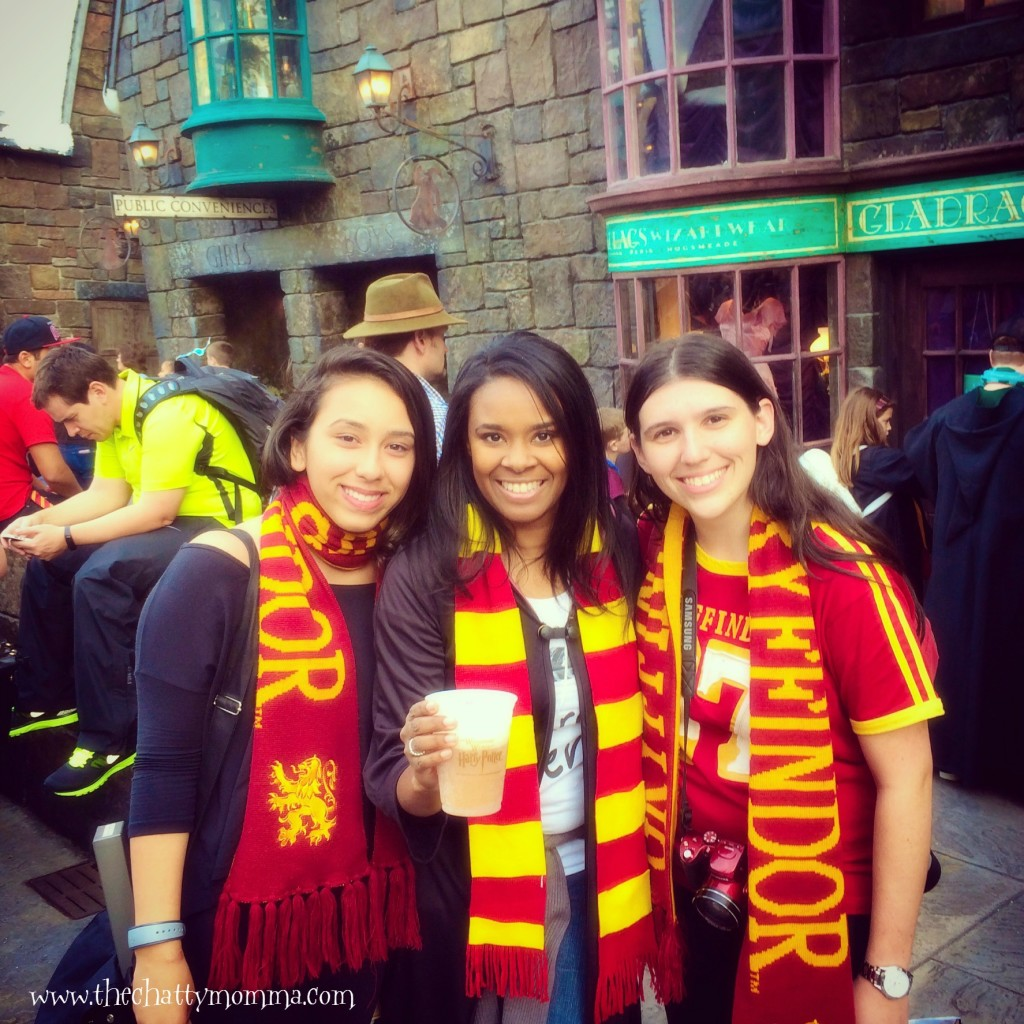 The Chatty Momma Harry Potter Celebration  Universal Orlando Hogsmeade #HPCelebration