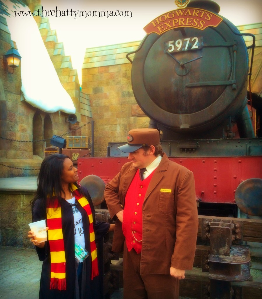 The Chatty Momma Harry Potter Celebration  Universal Orlando Hogwarts Express #HPCelebration