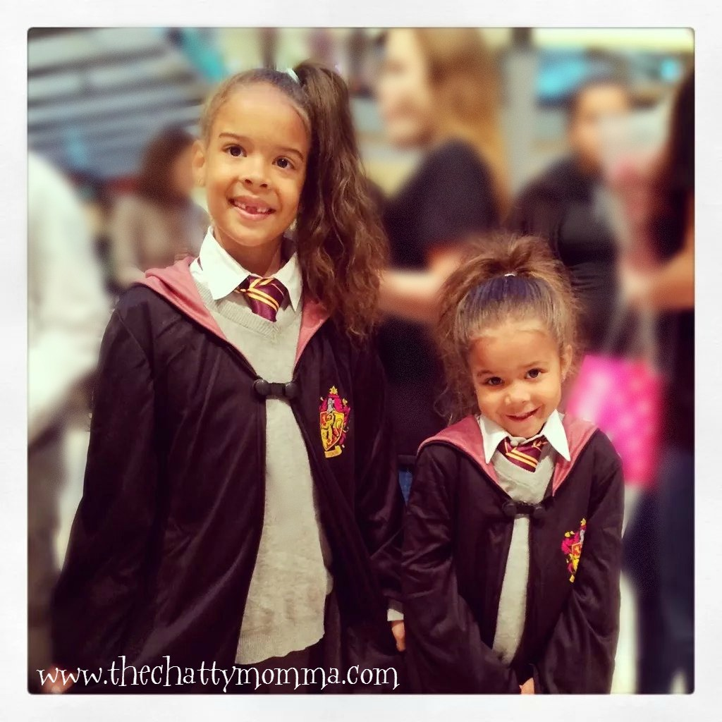 The Chatty Momma Harry Potter Celebration Universal Orlando Kids Party