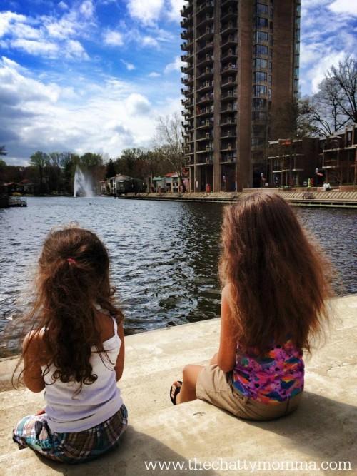 The Chatty Momma HBO Sesame Street Enjoying Outdoors3
