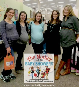 The Chatty Momma Mother of All Baby Showers