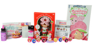 The Chatty Momma Strawberry Shortcake Giveaway