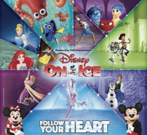 Countdown to Disney on Ice with Fun Activity Sheets and Save Money on Tickets with this Code!