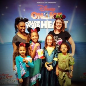 Disney On Ice Presents Follow Your Heart – a Phenomenal MUST SEE Show