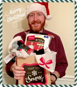 What to Give When He Already Has Everything -Hanes With FreshIQ $50 Giveaway (closed)