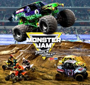 Monster Jam Triple Threat Series – D.C. #Giveaway