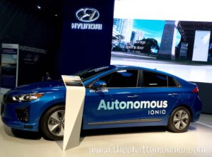 The Autonomous Car and the 2017 Washington Auto Show
