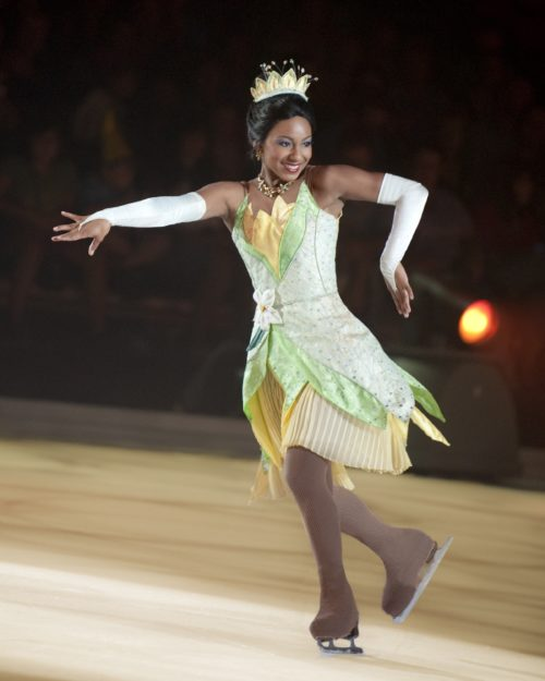 The Chatty Momma Disney On Ice Presents Dream Big Tiana