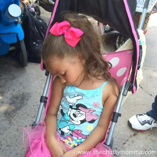 THE CHATTY MOMMA DISNEY VACATIONS Stroller Rental