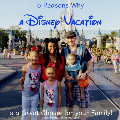 THE CHATTY MOMMA DISNEY VACATIONS Sanders Family Vacation