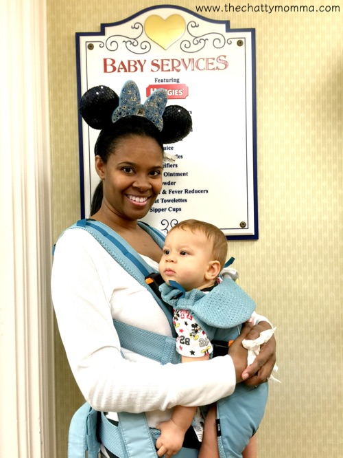 THE CHATTY MOMMA DISNEY VACATIONS Baby Care Center