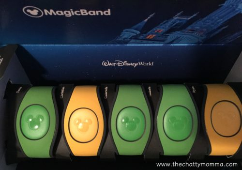 The Chatty Momma Disney Vacations MagicBands 2