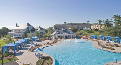 The Chatty Momma Hersheypark Vacation Planning Hersheypark The Hotel Hershey Outdoor Pool