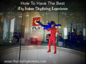 How To Have The Best iFly Indoor Skydiving Experience