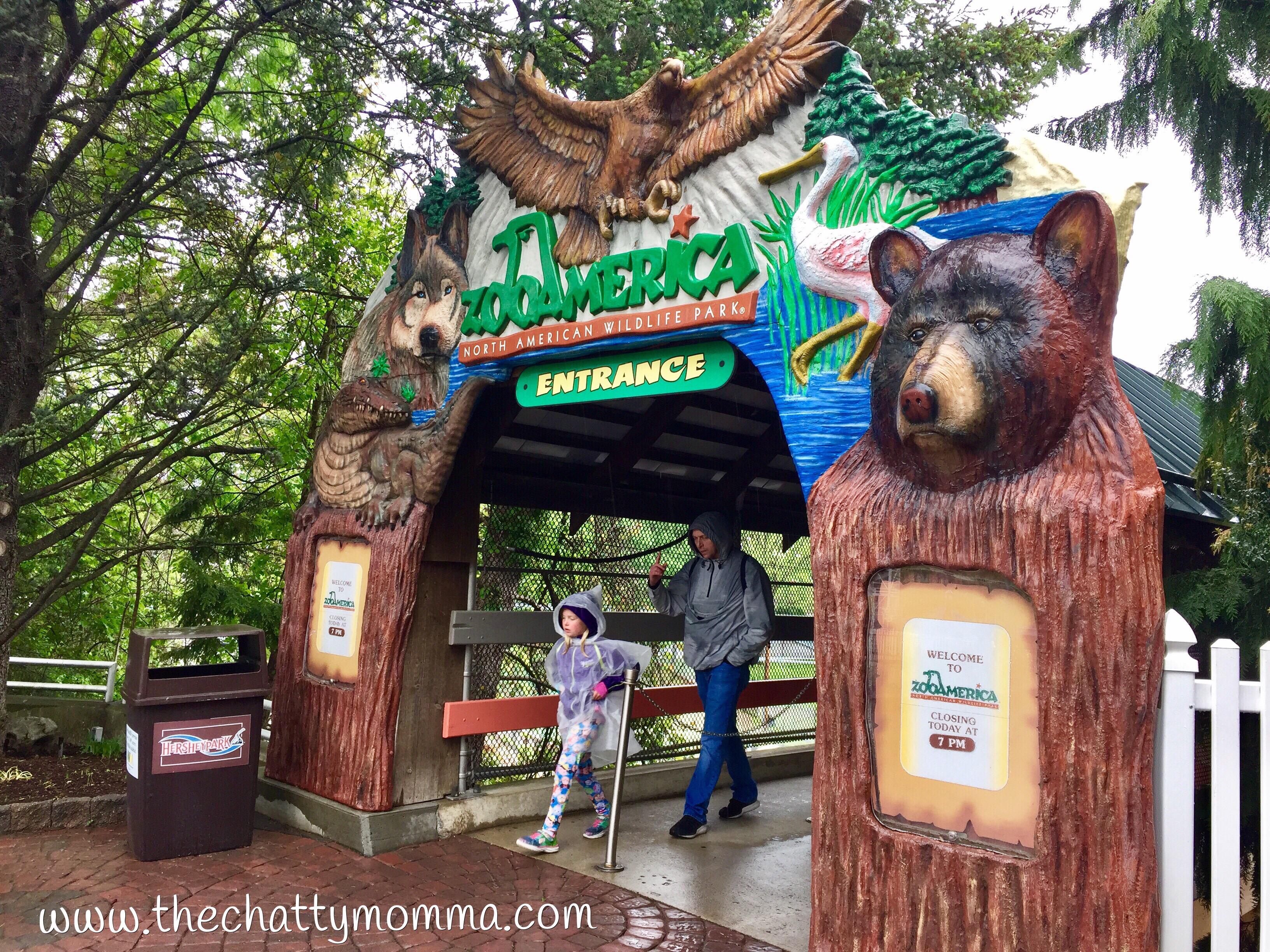 The Chatty Momma Hersheypark Vacation Planning ZooAmerica