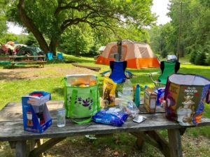 What to Pack for a Camping Trip – for First Timers