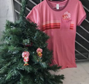 Celebrate Christmas in July with Strawberry Shortcake
