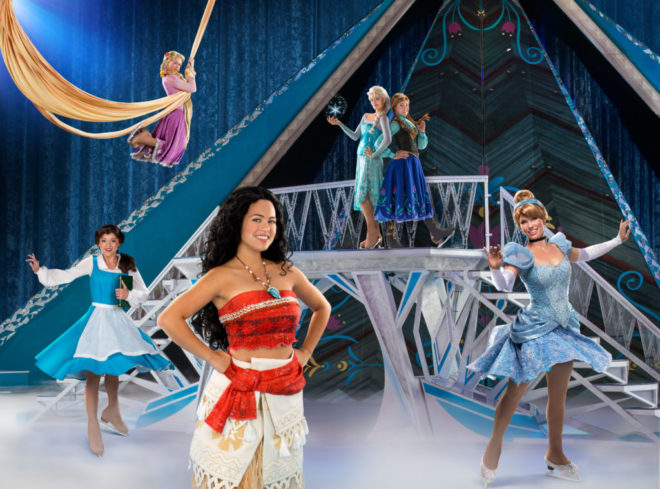 The Chatty Momma Disney On Ice Presents Dare to Dream Princesses