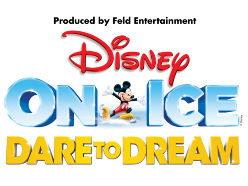 The Chatty Momma Disney on Ice Presents Dare to Dream Logo