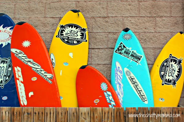 The Chatty Momma Hersheypark 2018 Announcement Surf Boards