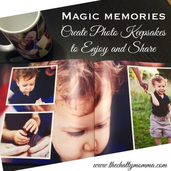 The Chatty Momma Magic Memories Photo Keepsakes