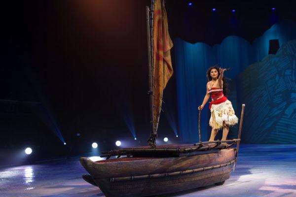 The Chatty Momma Disney on Ice Presents Dare to Dream - Moana