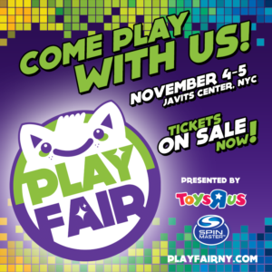 It's Play Time at Play Fair in NYC – #PlayFairNY Ticket Giveaway