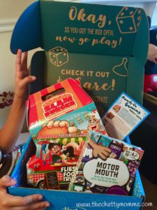 Keep the Family Entertained with the Hasbro Gaming Crate – Subscription Box