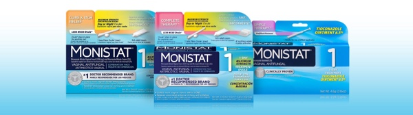 The Chatty Momma Monistat1Products