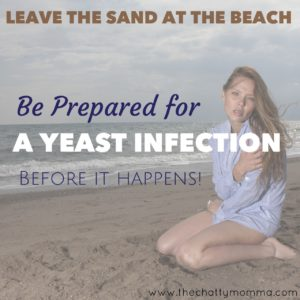 Be Prepared for a Yeast Infection Before it Happens #MonistatCure $25 Visa Card Giveaway