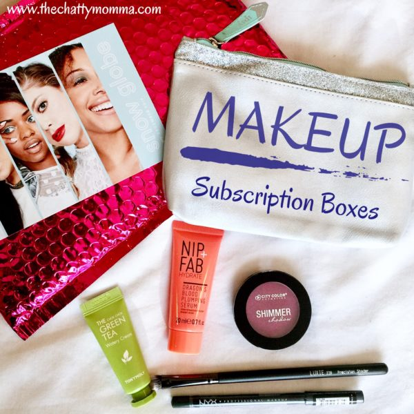 The Chatty Momma Holiday Gifts for Moms - Makeup Subscription Boxes - IPSY