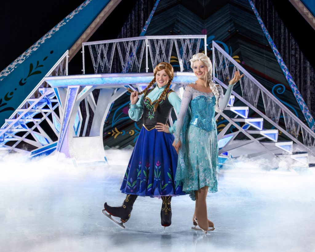 Disney On Ice Presents Frozen! Washington, D.C – Ticket Giveaway