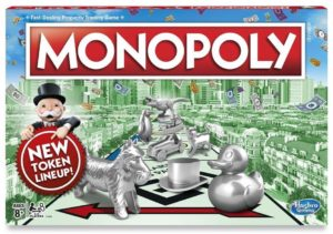 It's Family Game Night – Monopoly and Pay Day Game Giveaway